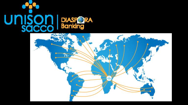 Unison Sacco Diaspora Banking