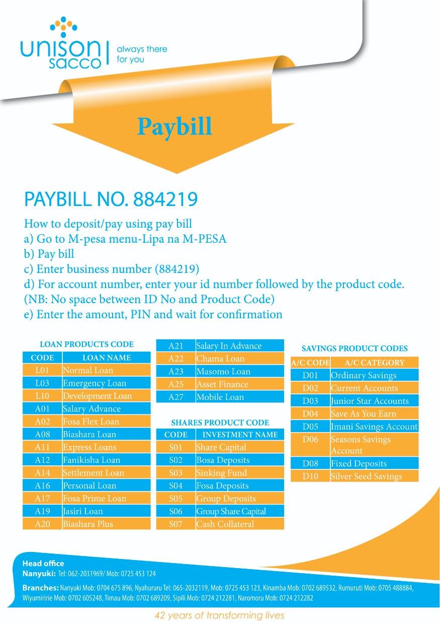 MPESA Paybill Deposit